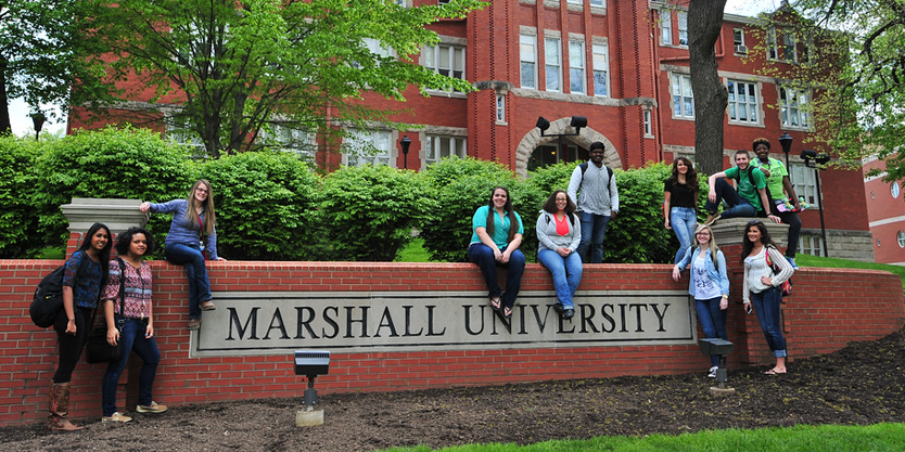 Top 10 Residences at Marshall University