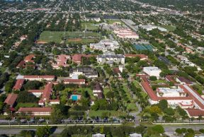 Top 10 Residence Halls at Barry University