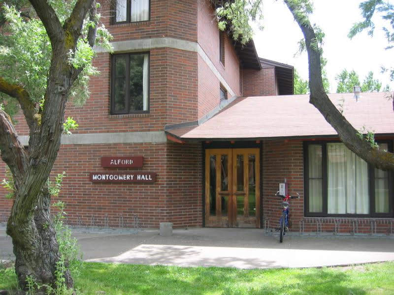 Alford Montgomery Hall  at Central Washington University