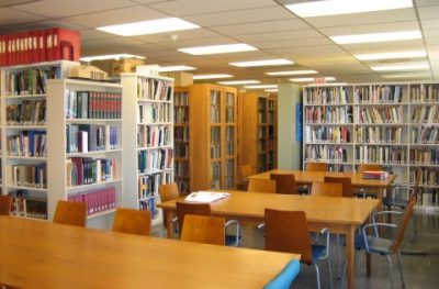 The Department of Art Library