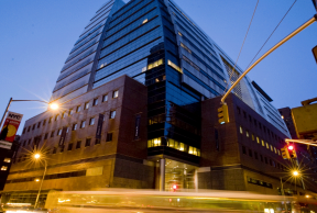 Top 6 Buildings at Baruch College