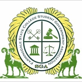 Farmingdale SGA Logo