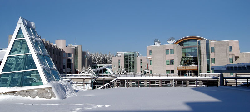 Top 10 Residences at the University of Northern British Columbia