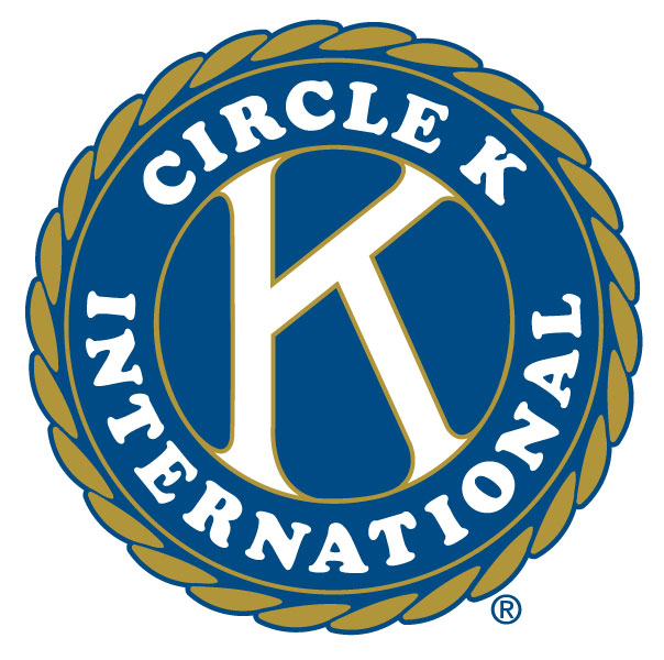 logo for circle k international