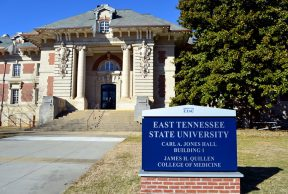 Top 10 Residence Halls of ETSU