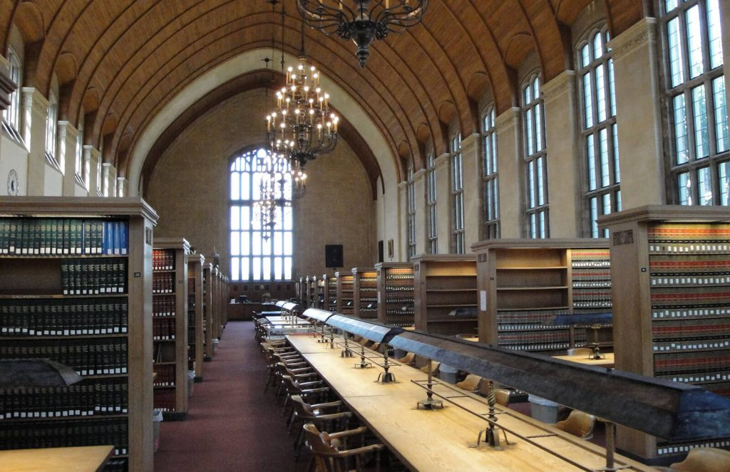 picture of law library