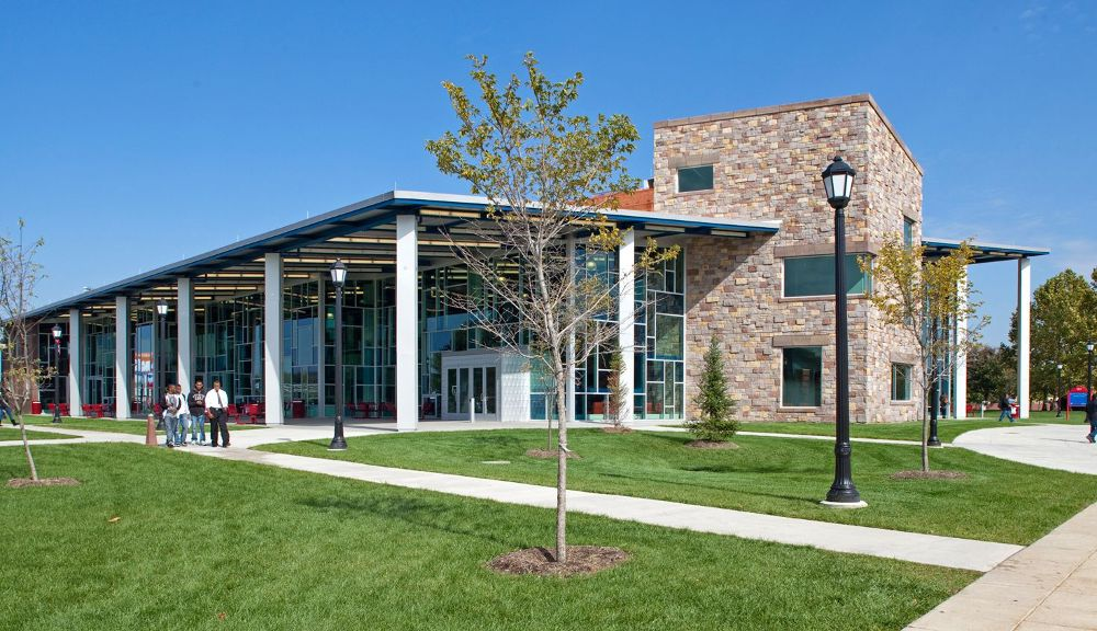 Top 10 Residences at Delaware State University
