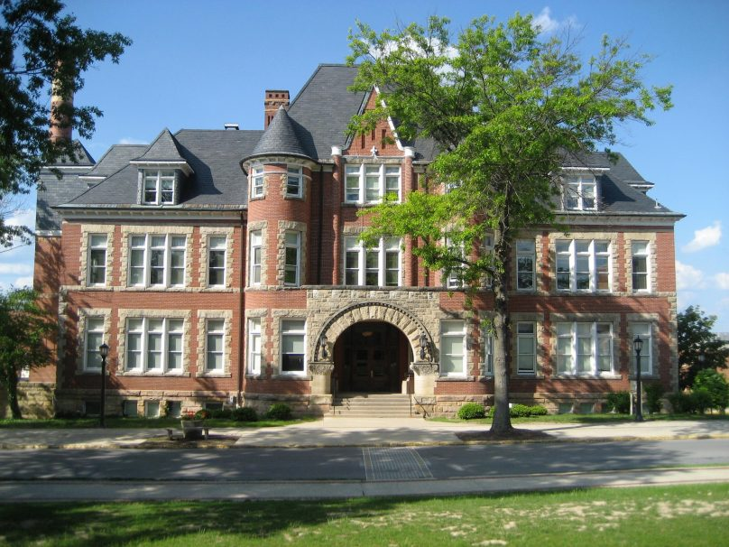 Top 10 Dorms at Clarion University