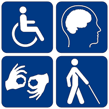 Students with disabilities, such as those shown above, are assisted and supported by this organization.