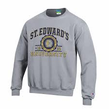 St. Edward's University sweatshirt