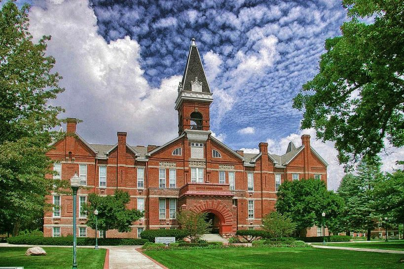 Top 10 Dorms at Drake University