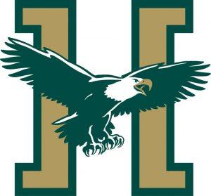 Husson Eagles Logo