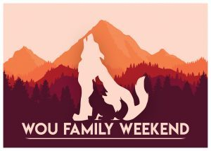 Annual Family Weekend at Western Oregon University.