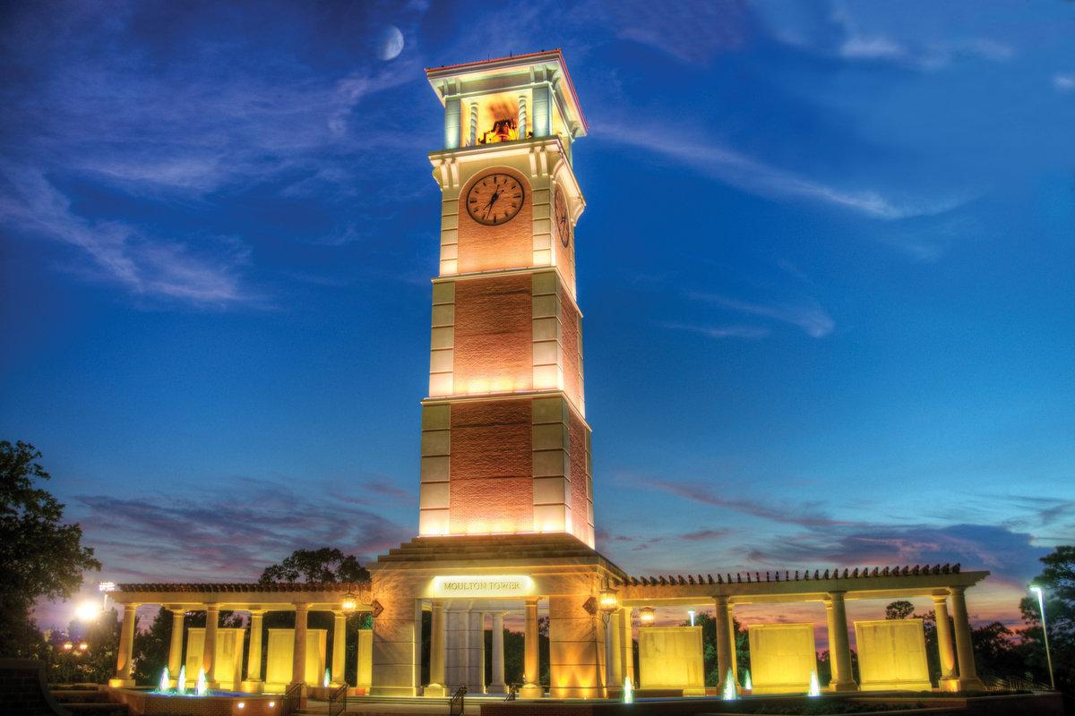 Top 10 Residences at University of South Alabama