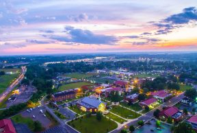 Top 10 Residences at Campbellsville University
