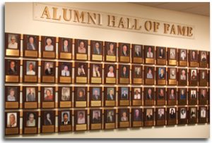 Husson Sports Hall of Fame