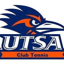 UTSA Club tennis logo