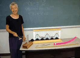 Physics professor at UNO.