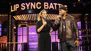 Picture from the popular lip-syncing show.