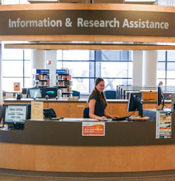 Information and Research Assistance