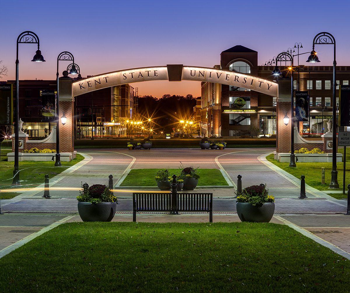 Top 6 Residence Halls at Kent State