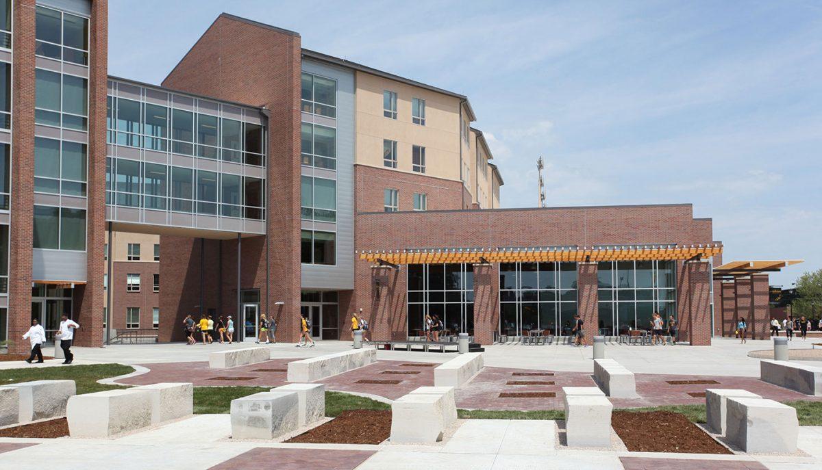Top 10 Residence Halls at Wichita State University