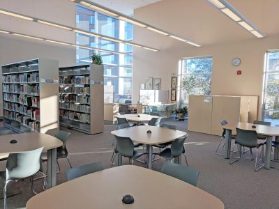 Lusi Wong Library