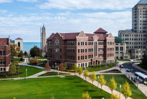 Top 8 Residence Halls at Loyola University Chicago