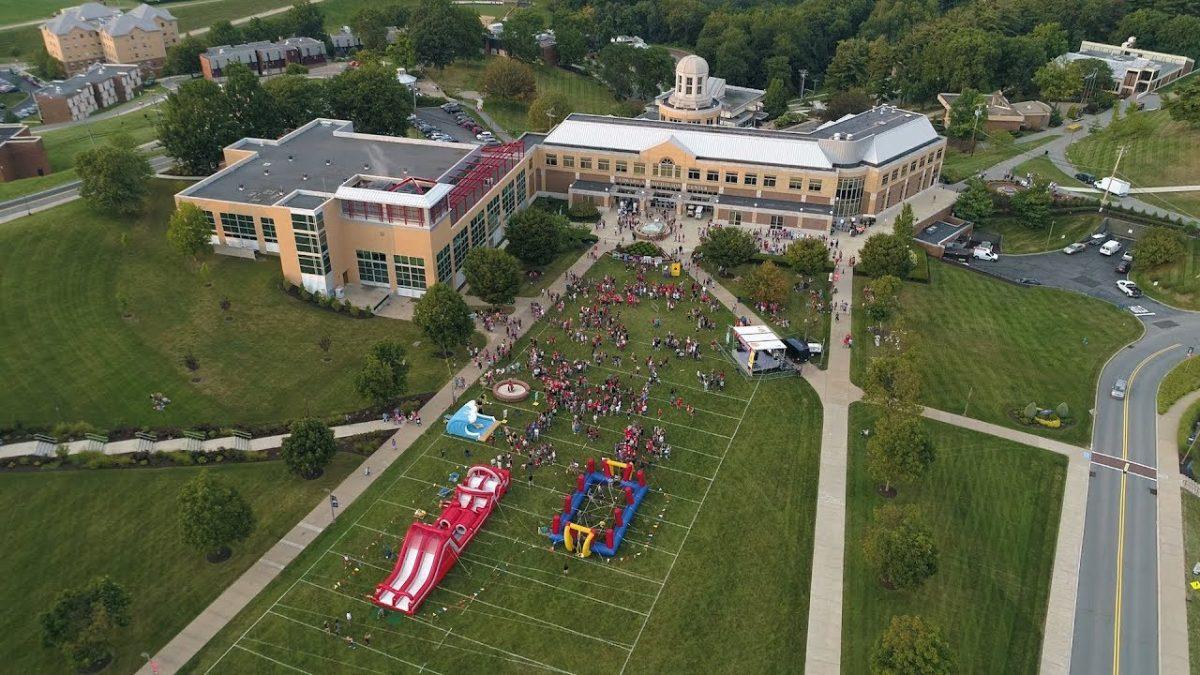 Top 10 Clubs at Robert Morris University