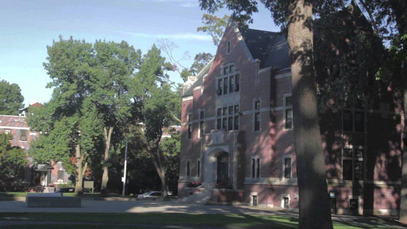 Top 10 Dorms at Clark University