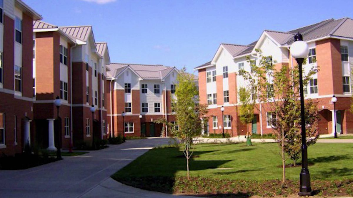 Top 10 Residences at Marist College