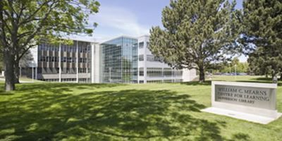 McPherson Library building