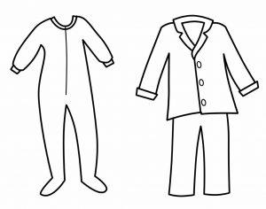 Pajama Clipart