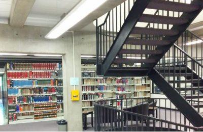 Paul Martin Library