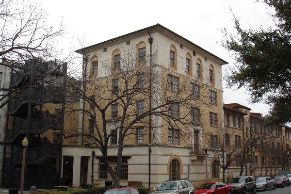 Prather Hall at University of Texas at Austin