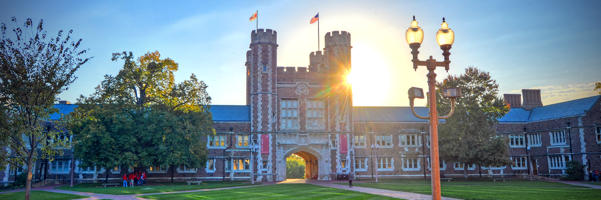 Top 10 Residences at WUSTL
