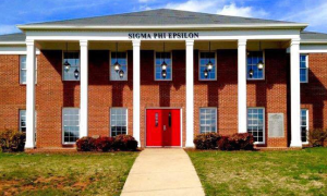 Sigma Phi Epilson House at JSU
