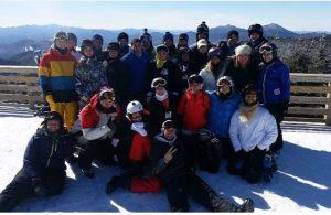 Ski and Snowboard Club