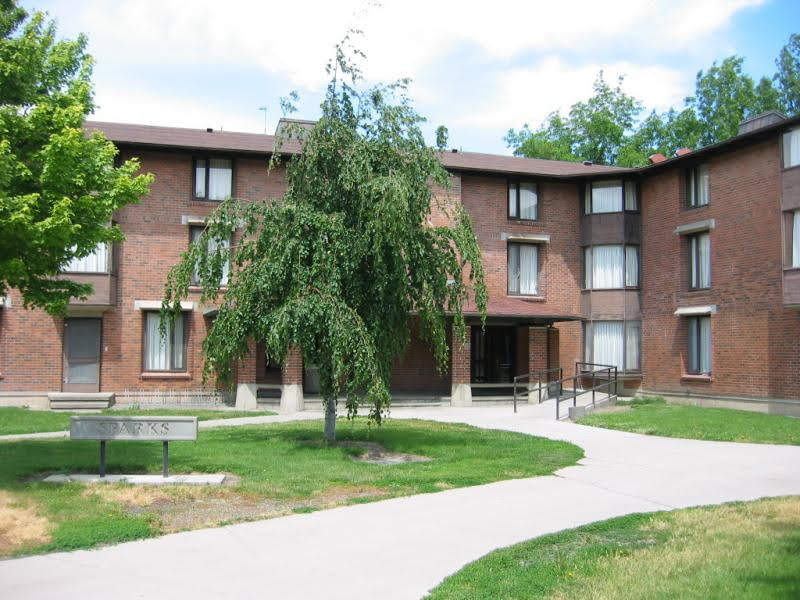 Sparks Hall  at Central Washington University