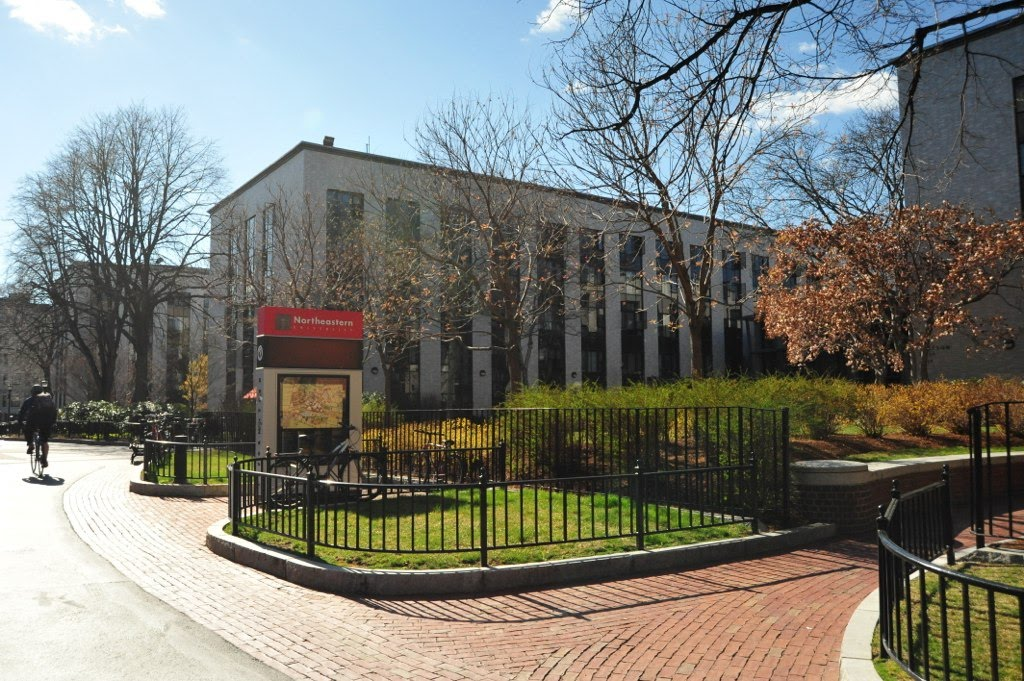 Speare Hall at Northeastern University
