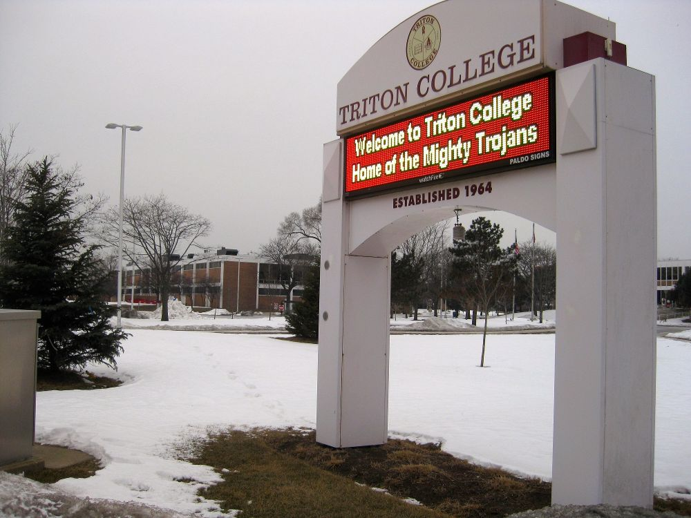 Top 10 Clubs at Triton College