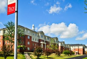 Top 10 Residences at Troy University
