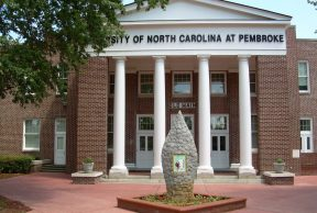 Top 10 Clubs at the University of North Carolina at Pembroke