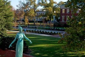 Top 10 Clubs at the University of North Carolina at Greensboro