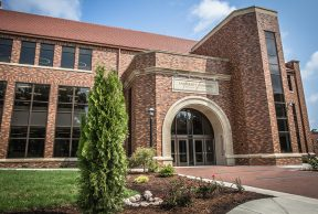 Top 8 Residence Halls at Millikin University