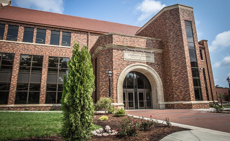 Top 8 Residence Halls at Millikin University