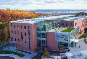 Top 10 Residence Halls at William Paterson University