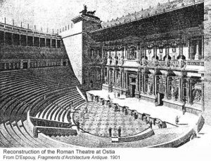 Evolution of the Ancient Theater