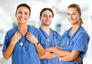 The Boston College_Nursing_Nursing and Healthcare Students on Duty