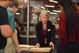 Bentley Rare Book Museum houses ancient artifacts